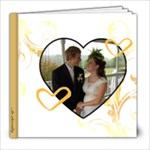 wedding photo book 2 - 8x8 Photo Book (20 pages)