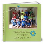 Family Vacation 2010 - 8x8 Photo Book (20 pages)