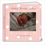 Ashlyn s Photo Book - 8x8 Photo Book (20 pages)