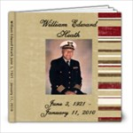 Granddad 1 - 8x8 Photo Book (20 pages)