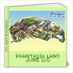 PhantasiaLand - 8x8 Photo Book (39 pages)