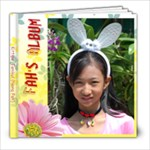fah birthday - 8x8 Photo Book (20 pages)
