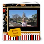 Abbey Disney - 8x8 Photo Book (20 pages)