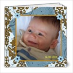 Gabriel 1 - 8x8 Photo Book (20 pages)