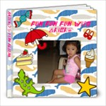 akieko s fun album - 8x8 Photo Book (20 pages)