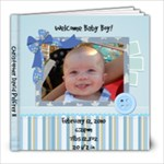Book About Little Chris - 8x8 Photo Book (20 pages)