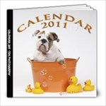 Kalendar_GINO - 8x8 Photo Book (20 pages)