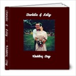 DK_Wedding_Book - 8x8 Photo Book (20 pages)