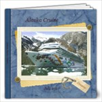 Jensen Alaska Cruise - 12x12 Photo Book (20 pages)
