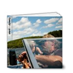 family book - 4x4 Deluxe Photo Book (20 pages)