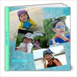 2010 CEBU - 8x8 Photo Book (30 pages)