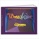 world of color - 9x7 Photo Book (20 pages)