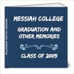 MC Graduation - 8x8 Photo Book (30 pages)