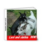 Lexi and Jackie Photo Book - 4x4 Deluxe Photo Book (20 pages)