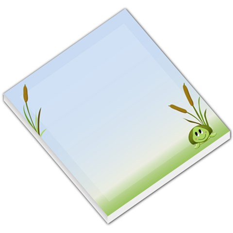 Shion Turtle By Stephanie   Small Memo Pads   2o40wiidf3ch   Www Artscow Com