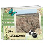 Badlands - 9x7 Photo Book (20 pages)