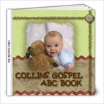 Collin - 8x8 Photo Book (20 pages)