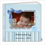 Nathanael Album 1 - 8x8 Photo Book (20 pages)