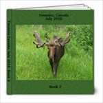 Timmins Book 2 - 8x8 Photo Book (20 pages)