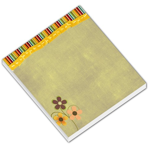 Small Memo Notepad By Wendy Green   Small Memo Pads   7t10vd7npzue   Www Artscow Com