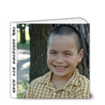 Aidan - 4x4 Deluxe Photo Book (20 pages)