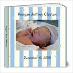 keegan first 3 months - 8x8 Photo Book (20 pages)