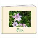 Images of Eden 2010 - 9x7 Photo Book (20 pages)