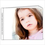 Angie Summer Book - 9x7 Photo Book (20 pages)
