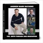 Andrew s Album - 8x8 Photo Book (39 pages)