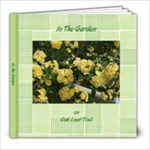 In the Garden - 8x8 Photo Book (20 pages)