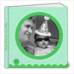 Ethan s Birthday party Book - 8x8 Photo Book (20 pages)