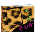 WILD - 9x7 Photo Book (20 pages)