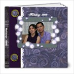 Holidays 2009 - 8x8 Photo Book (20 pages)
