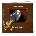 Mocha Mommies 3 - 8x8 Photo Book (30 pages)