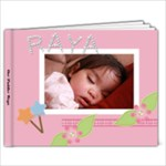 Our Toddler Raya - 9x7 Photo Book (20 pages)