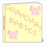 GRANDMA S BABIES - 8x8 Photo Book (20 pages)