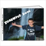 Noah s 2010 yosemite - 9x7 Photo Book (20 pages)