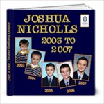 Joshua s Kurrajong book - 8x8 Photo Book (39 pages)