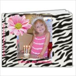 Chloe s 4th Birthday  - 9x7 Photo Book (20 pages)