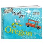 Oregon Trip June 2010  - 9x7 Photo Book (20 pages)