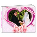 Ted s Wedding Album 2 - 9x7 Photo Book (20 pages)