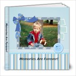Zach - 8x8 Photo Book (30 pages)