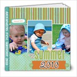 Alexander s first summer Book - 8x8 Photo Book (39 pages)