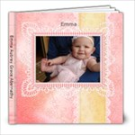 Emma s book 2 - 8x8 Photo Book (20 pages)