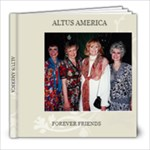 ALTUS AMERICA - 8x8 Photo Book (39 pages)