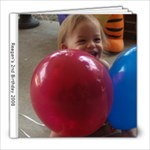 Reagan s 2nd Birthday - 8x8 Photo Book (20 pages)
