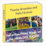 fair book 20 - 8x8 Photo Book (20 pages)