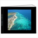 LOS ROQUES - VENEZUELA - 9x7 Photo Book (20 pages)