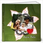 Family Photobook - 12x12 Photo Book (20 pages)