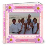 BEACH BOOK - 8x8 Photo Book (20 pages)